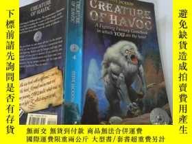 二手書博民逛書店Creature罕見Of Havoc:大破壞的生物Y200392
