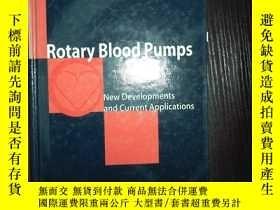 二手書博民逛書店外文書罕見Rotary Blood Pumps: New Dev