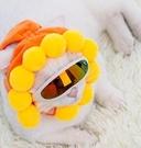 貓咪頭套搞笑裝飾帽防咬保暖可愛