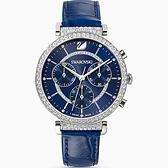 SWAROVSKI 施華洛世奇 PASSAGE CHRONO 幸福航程計時腕錶 5580342