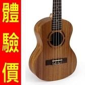 烏克麗麗ukulele-21吋桃花心木合板四弦琴樂器3款69x1[時尚巴黎]
