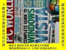 二手書博民逛書店PC罕見WORLD Magazine 2007年1月 英文個人電腦雜誌 可用樣板間道具雜誌Y114412