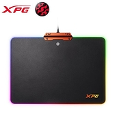 XPG INFAREX R10 RGB電競硬板滑鼠墊