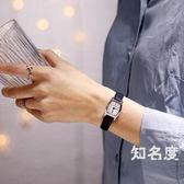 手錶 韓版潮流時尚森女錶韓版簡約皮帶學生復古百搭小巧女生小清新手錶 4色