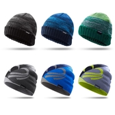 帽子男女戶外運動加厚針織毛線帽登山滑雪帽【步行者戶外生活館】