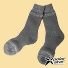 【PolarStar】羊毛保暖雪襪『炭灰...