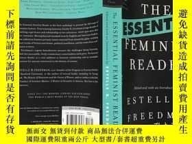 二手書博民逛書店The罕見Essential Feminist Reader 基