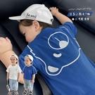 男童短袖 男童短袖t恤2021夏裝夏季寶寶嬰兒童童裝小童韓版半袖洋氣潮X1955 歐歐