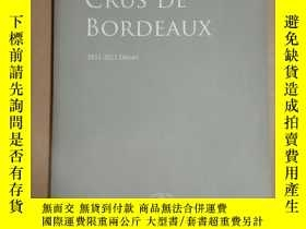 二手書博民逛書店UNION罕見DES GRANDS GRUS DE BORDEA