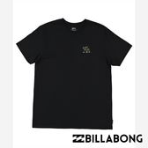 BILLABONG SURFPLUS BIAS 短袖T恤 (黑) 【GO WILD】