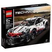 樂高積木 LEGO《 LT42096 》科技 Technic 系列 - Porsche 911 RSR╭★ JOYBUS玩具百貨