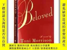 二手書博民逛書店寵兒罕見英文原版小說 Beloved 託妮莫里森代表作 諾貝爾文