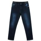 『小鱷魚童裝』刷色牛仔長褲(08號~18...