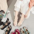 北京老布鞋淺口透氣古風漢服繡花鞋復古軟底民族風女鞋刺繡平底鞋
