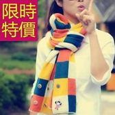羊毛圍巾-針織創意秋冬加厚禦寒男女圍脖2色61y81[巴黎精品]