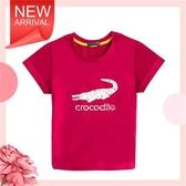 『小鱷魚童裝』經典鱷魚LOGOT恤(02號~06號)557455