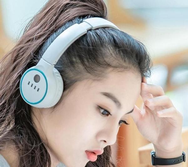 現貨 艾本C201四級聽力耳機大學英語四六級調頻專用耳機FM調頻無線耳機【恭賀新春】