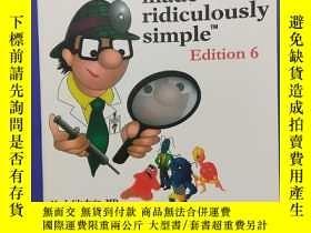 二手書博民逛書店clinical罕見microbiology made rediculously simple,sixth edi