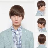 男假髮(整頂短髮)-時尚帥氣蓬鬆逼真男配件3色73fj12[時尚巴黎]