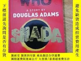 二手書博民逛書店doctor罕見who a story by shadaY424