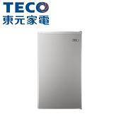 【TECO東元】99L單門冰箱R1092N(只送不裝)