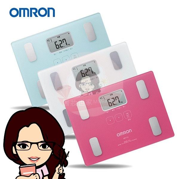 OMRON歐姆龍 體重體脂計HBF-212 共3色 【醫妝世家】歐姆龍 HBF212