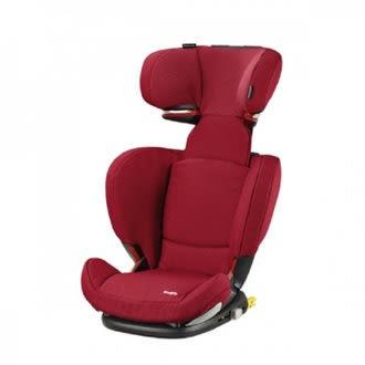 MAXI-COSI RodiFix 兒童安全座椅-紅