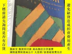 二手書博民逛書店DEVIANT罕見BEHAVIOR A Text-Readerin the Sociology of Devian
