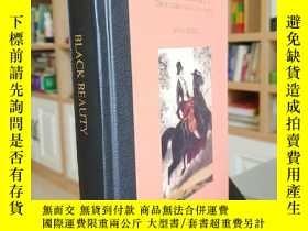 二手書博民逛書店黑駿馬罕見Black beauty . the autobiography of a horse 轟動歐洲文壇的經