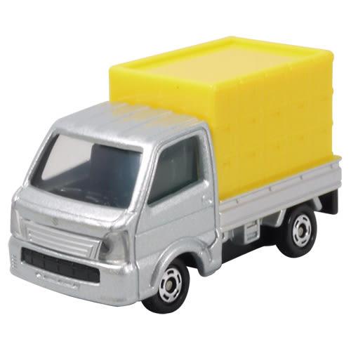 【奇買親子購物網】(89)【TOMICA多美小汽車】鈴木 SUZUKI CARRY 蔬果貨車
