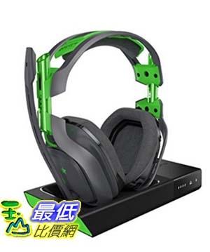 [美國直購] ASTRO Gaming A50 電競耳機 Dolby Gaming Headset Black/Green Xbox One + PC