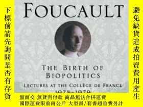 二手書博民逛書店The罕見Birth Of BiopoliticsY362136 Michel Foucault Picado