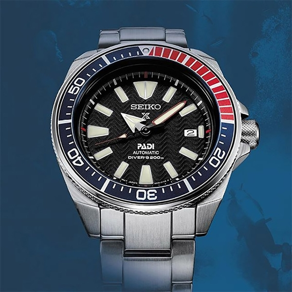 SEIKO精工 Prospex PADI 聯名200米潛水機械錶 4R35-01X0D(SRPB99J1)