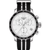 TISSOT 天梭 X NBA :聖安東尼奧馬刺隊特別版手錶-42mm T0954171703707