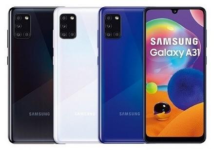 Samsung Galaxy A31 (6G/128G) 6.4吋 4G手機 (公司貨/全新品/保固一年)