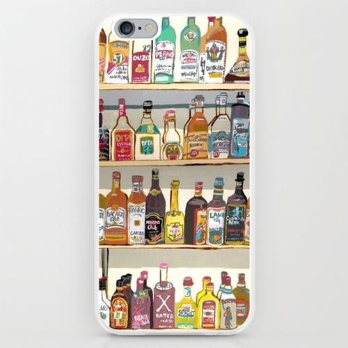 🍏 iPhoneXs/XsMax/XR 預購 蘋果全型號手機殼 [獨家不撞] 酒鬼的珍藏 硬殼軟邊