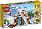 樂高LEGO CREATOR 冬季假期 31080 TOYeGO 玩具e哥