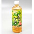 日本【Pokkasappo】玉露綠茶飲料 600ml(賞味期限:2018.09.14)