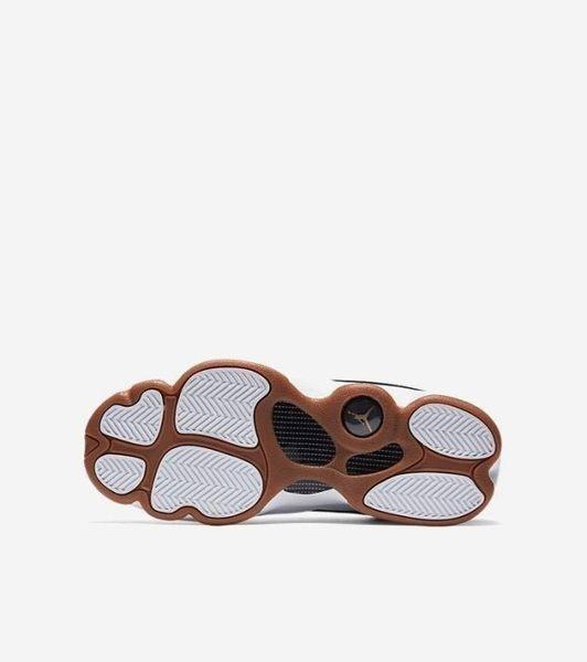 【折卷後2480】Nike Jordan 13 Retro GP City Of Flight 黑 白 麂皮 喬丹 運動鞋 13代 童鞋 中童鞋 439669-021