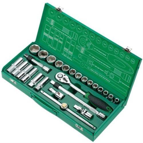 "Pro sKit 寶工 SK-42601M    1/2"" 26件套筒工具組"