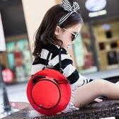 韓版時尚女童公主斜挎包兒童包包帽子單肩包禮帽可愛雙肩背包出游