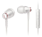 PHILIPS SHE9007 (附Comply記憶海綿) 可調音量 (for iPhone) 重低音入耳式耳機附麥克風