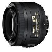 NIKON 35mm F1.8G AF-S DX (平輸) 一年保固 送UV保護鏡+專業拭鏡筆