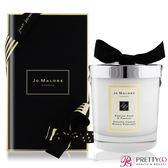 Jo Malone 香氛蠟燭 [英國梨與小蒼蘭/黑莓/牡丹/橙花/玫瑰/青檸羅勒] (200g)-百貨公司貨【美麗購】
