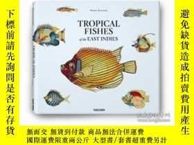 二手書博民逛書店Tropical罕見Fishes Of The East Ind