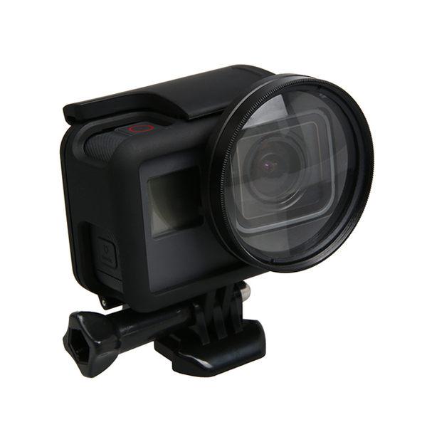 副廠 GOPRO HERO5 Black / Hero6 Black HERO CHDHB-501 10倍放大鏡 微距鏡 送52mm轉接環 20661