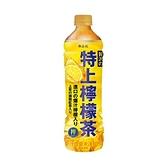 御茶園特上檸檬紅茶PET550mlx24入/箱【愛買】
