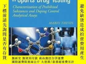 二手書博民逛書店Mass罕見Spectrometry in Sports Drug Testing: Characterizati