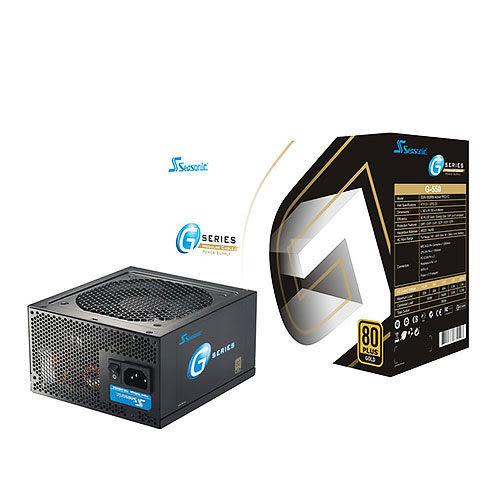 【台中平價鋪】全新 海韻 G-550 550W 80PLUS 金牌 模組化 電源供應器
