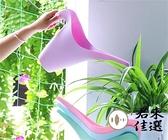 園藝灑水壺澆花水壺室內加厚塑膠長嘴澆水壺【君來佳選】